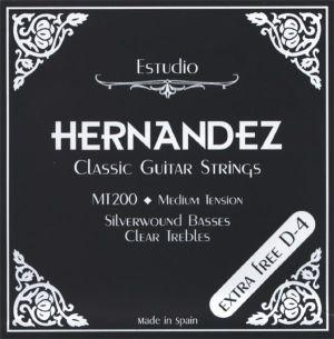 Hernandez Classic Set MT 200 Medium tension