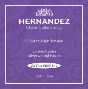 Hernandez Carbon Classic Set CA500 High tension