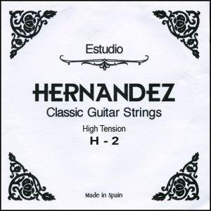Hernandez струнa за класическа китара H-2 High Tension