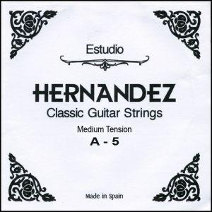 Hernandez струнa за класическа китара A-5 Medium Tension