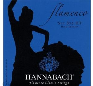Hannabach 827HT Flamenco high tension