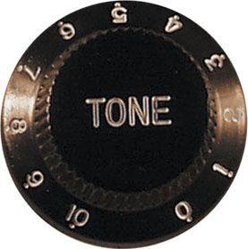 Catfish капачка за потенциометър Tone - черна 685157