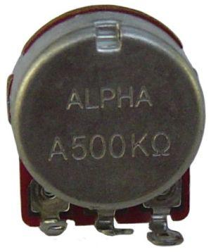 Catfish потенциометър А500K малък  685153