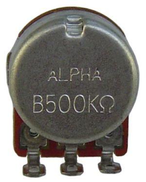 Catfish потенциометър B500K малък  685152