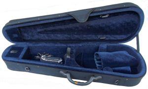 Олекотен калъф за цигулка по формата на цигулката CSV002A размер 3/4