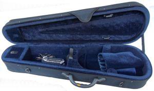 Олекотен калъф за цигулка по формата на цигулката CSV002A размер 4/4