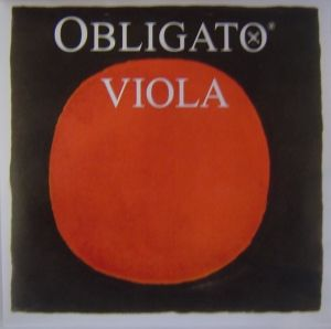 Pirastro Obligato синтетична струна за виола - единична - D