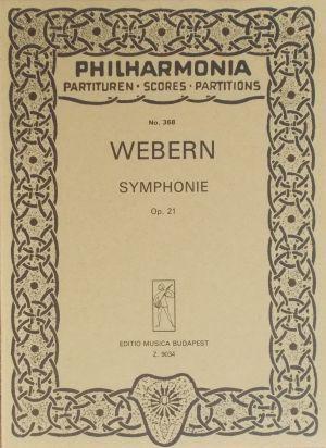 Вебер - Шест пиеси за оркестър оп.6