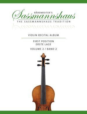 20 Рецитални пиеси за цигулка и пиано  тетрадка 1