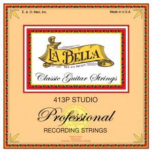 La Bella 413P  Professional Recording strings