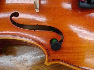 Trophy овлажнител за цигулка и виола