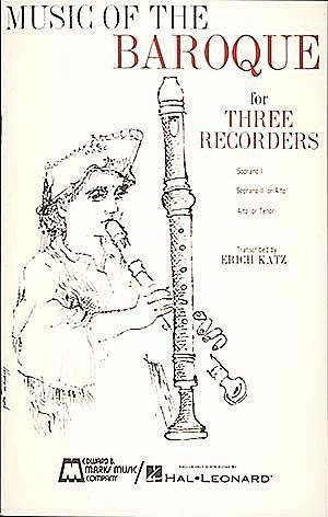 Music of the Baroque for three recorders
