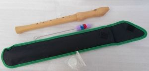 Сопранова дървена блокфлейта RE585