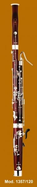 Oscar Adler Фагот 1357/120 - Jubilee model