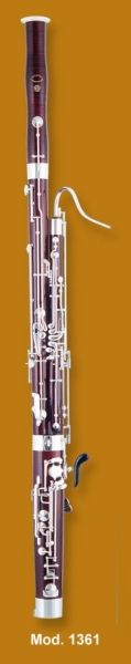 "Oscar Adler Фагот  1361 - ""Orchestra plus"""