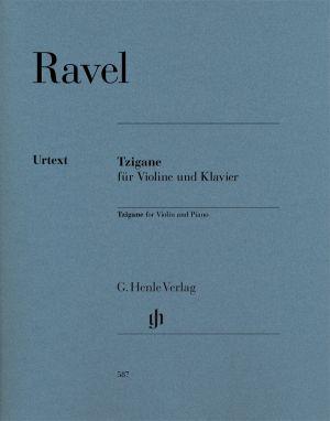 Сарасате Цигански напеви оп.20 за цигулка и пиано
