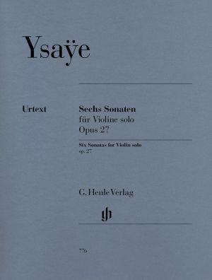 Шосон  - Поема оп.25 за цигулка и пиано