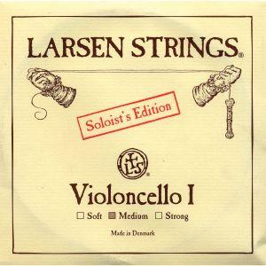 Larsen A soloist medium - единична струна за чело