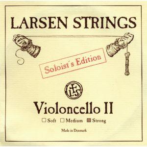 Larsen D soloist strong - единична струна за чело