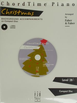 Коледни песни ниво 2B CD диск