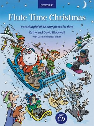 Flute Time Christmas