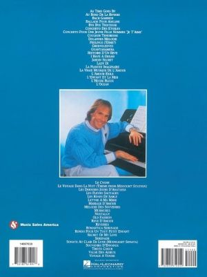 The Piano Solos of Richard Clayderman: Anthology